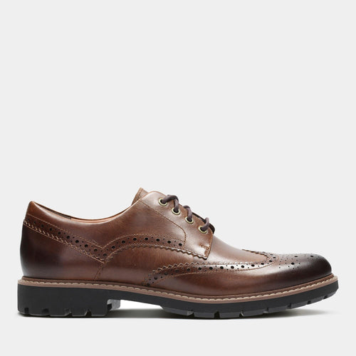 26127191 Batcombe Wing  Dark Tan