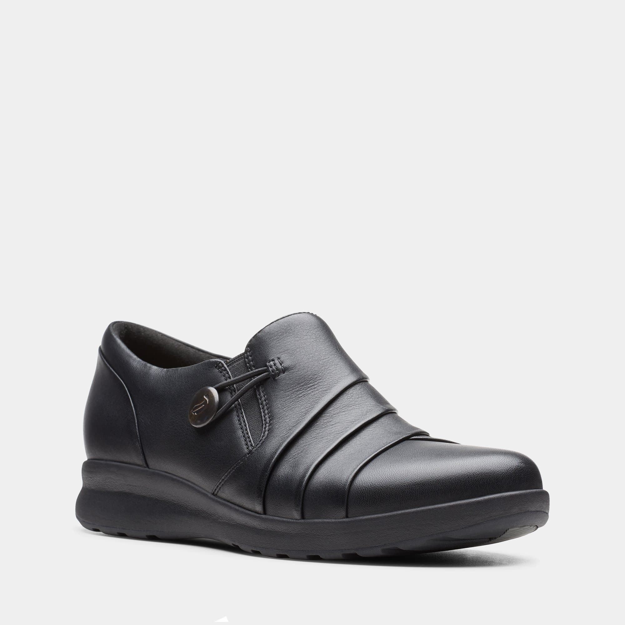 Clarks Footwear Un Adom Loop 26147430 Black