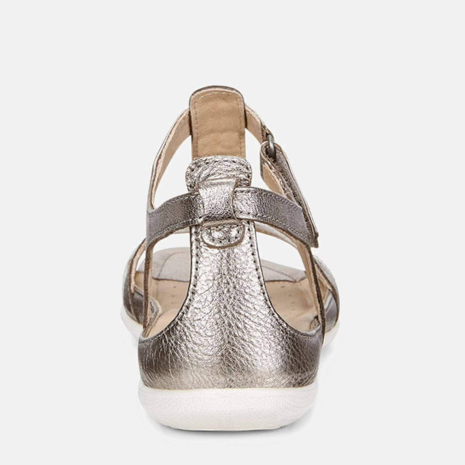 Ecco Footwear Flash 240873-57462 Warm Grey Metallic/Moon Rock