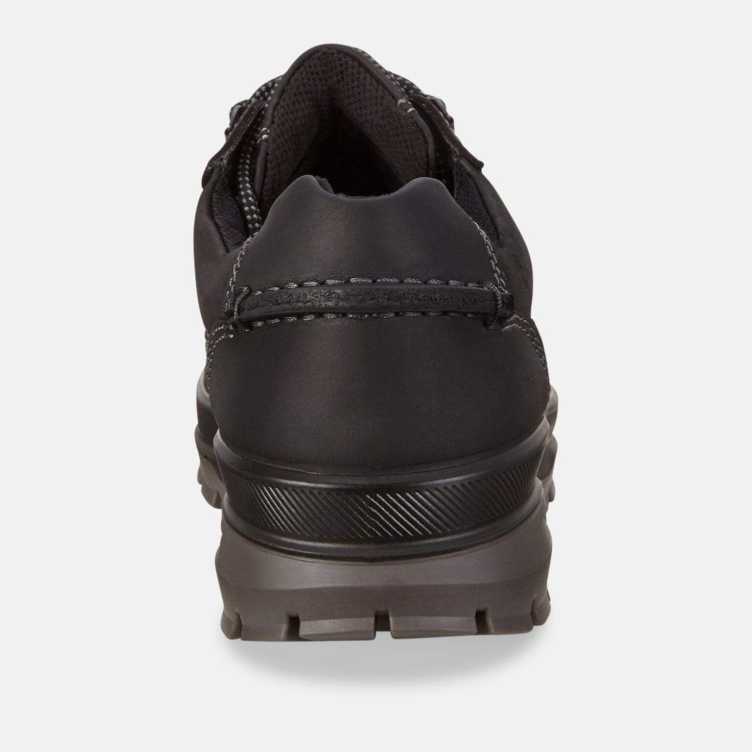 Ecco Footwear Rugged Track 838004-02001 Black Oil Nubuck