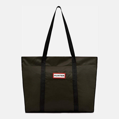 Original Nylon Tote Dark Olive