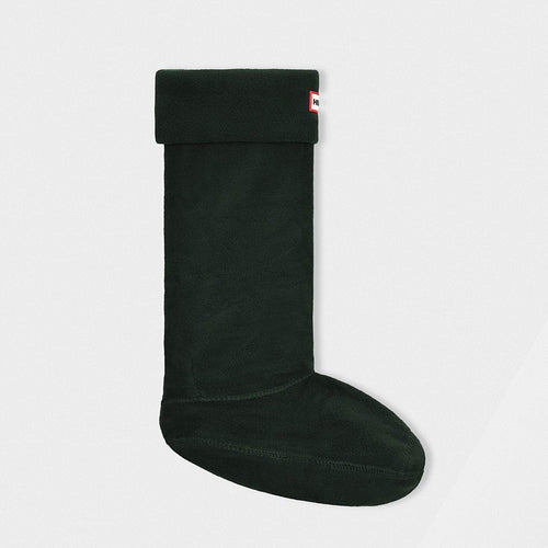 Unisex Tall Boot Socks Dark Olive