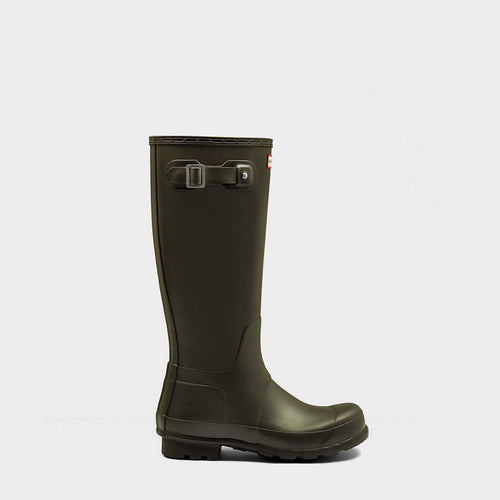 Men's Original Tall Wellington Boots Dark Olive