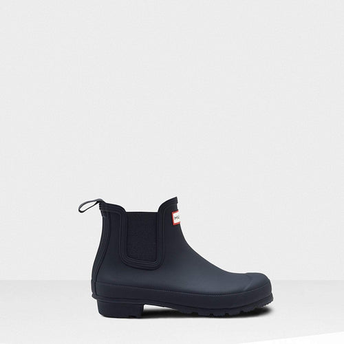 Women's Original Chelsea Boots Navy