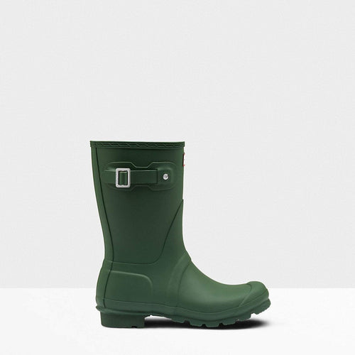 Women's Original Short Wellington Boots Hunter Green
