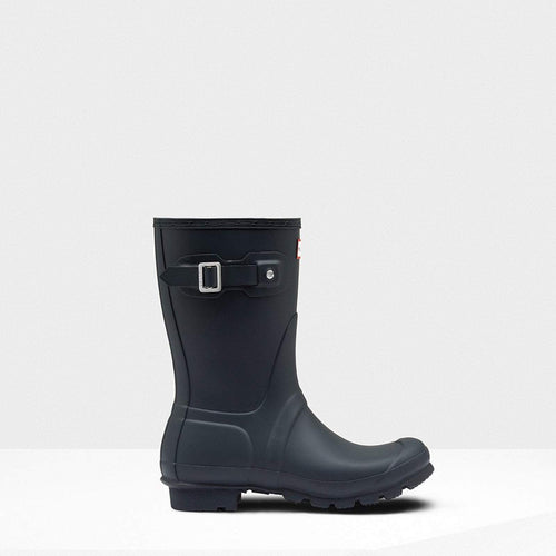 Women's Original Short Wellington Boots Navy
