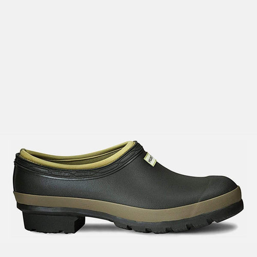 Womens Field Gardener Clog Dark Olive/Clay