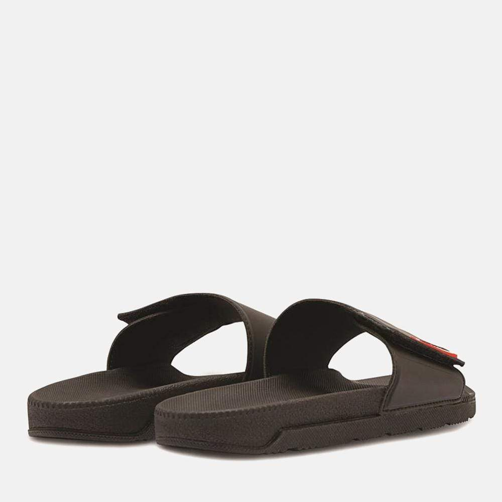 Hunter Footwear Womens Original Adjustable Slide Black