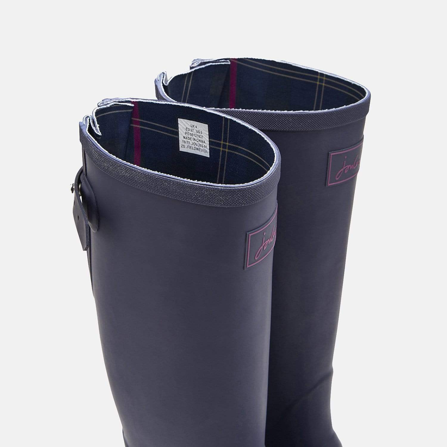 Joules Footwear Field Welly French Navy