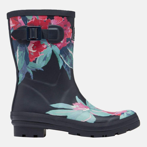 Molly Welly Navy Floral