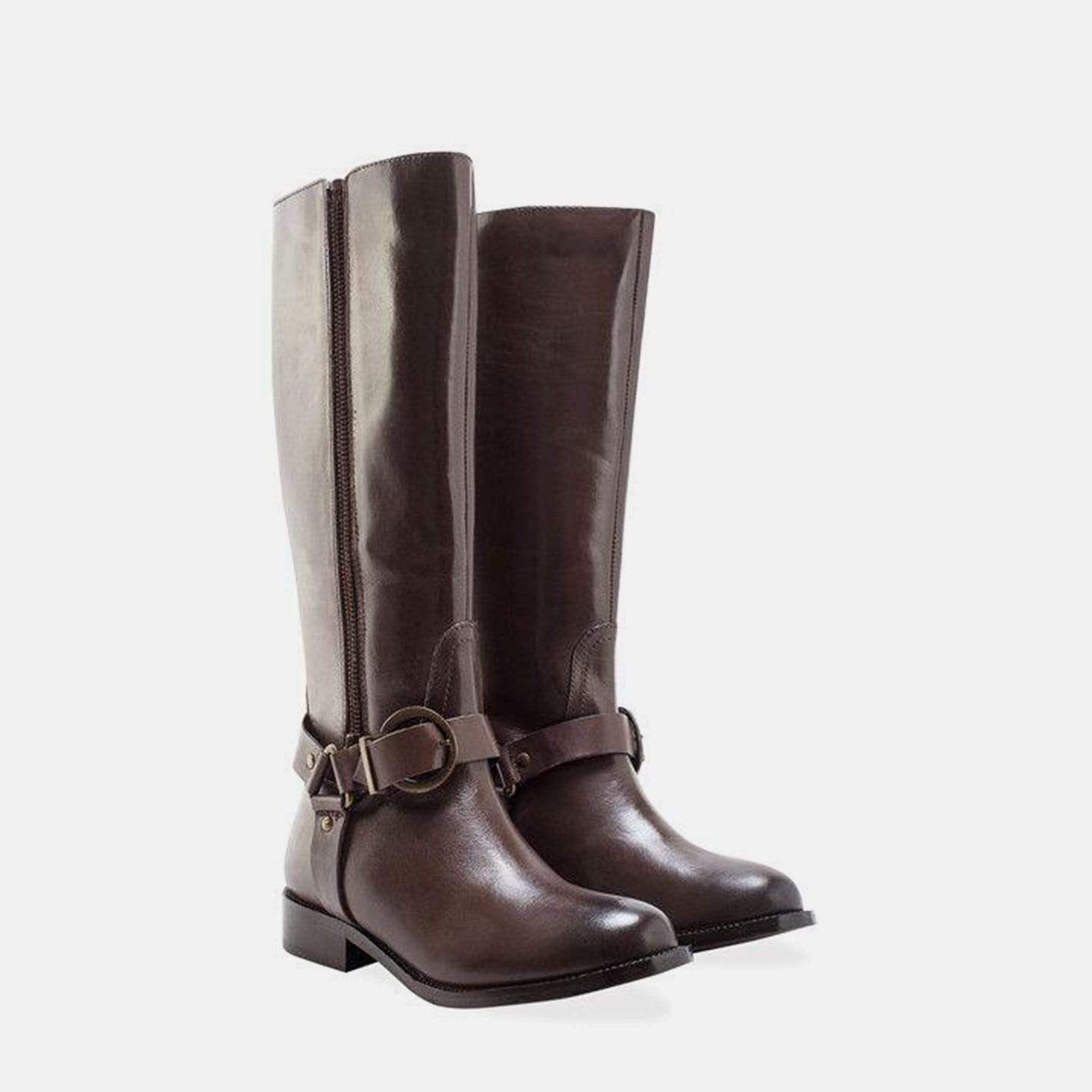 Redfoot Footwear BEATRIX BROWN