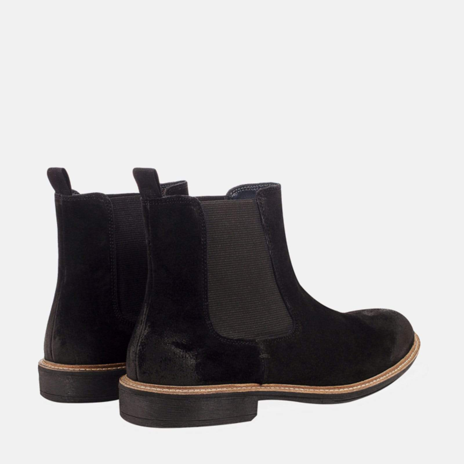 Redfoot Footwear CLOUGH BLACK