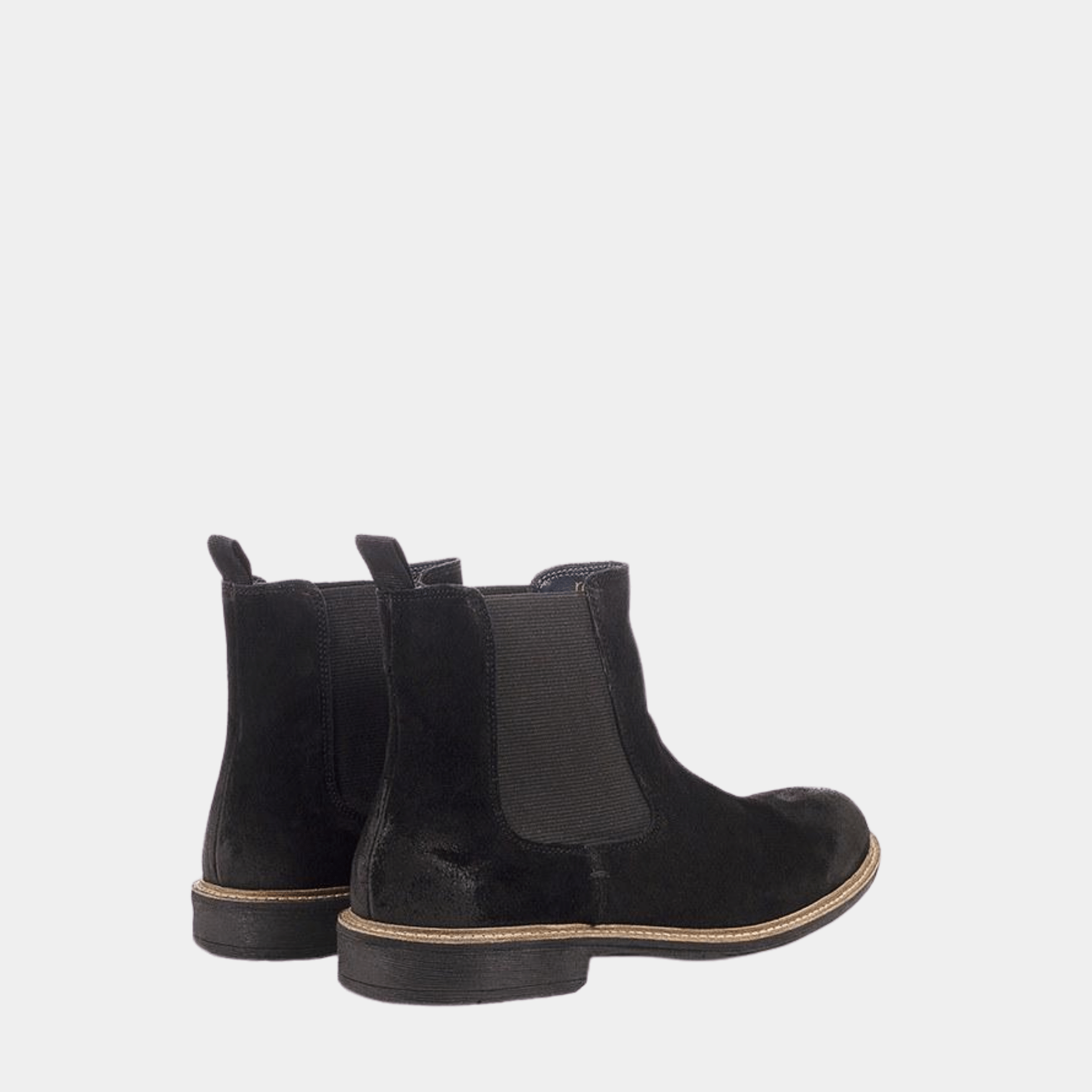 Redfoot Footwear CLOUGH CHELSEA BOOT BLACK