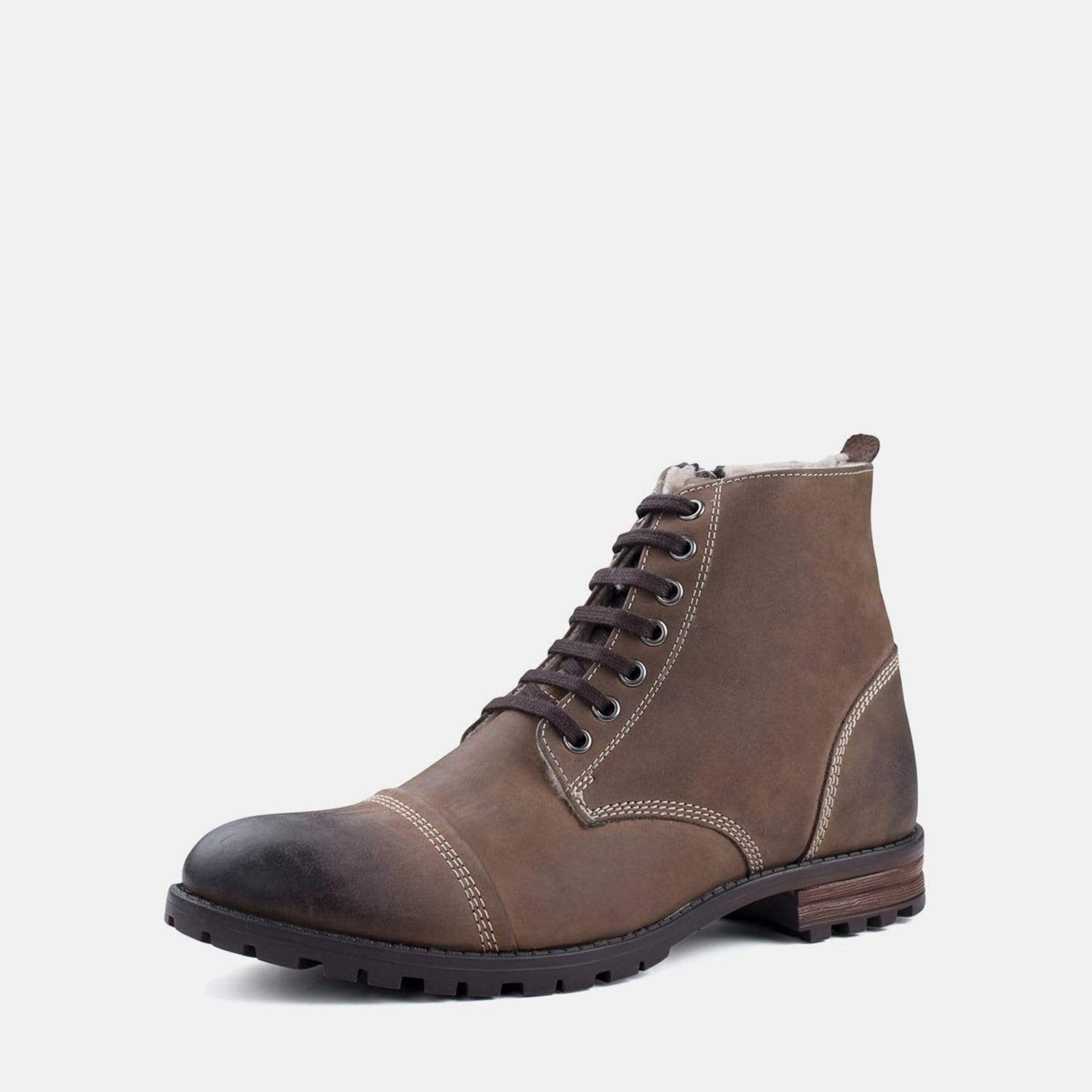 Redfoot Footwear DECKER BROWN