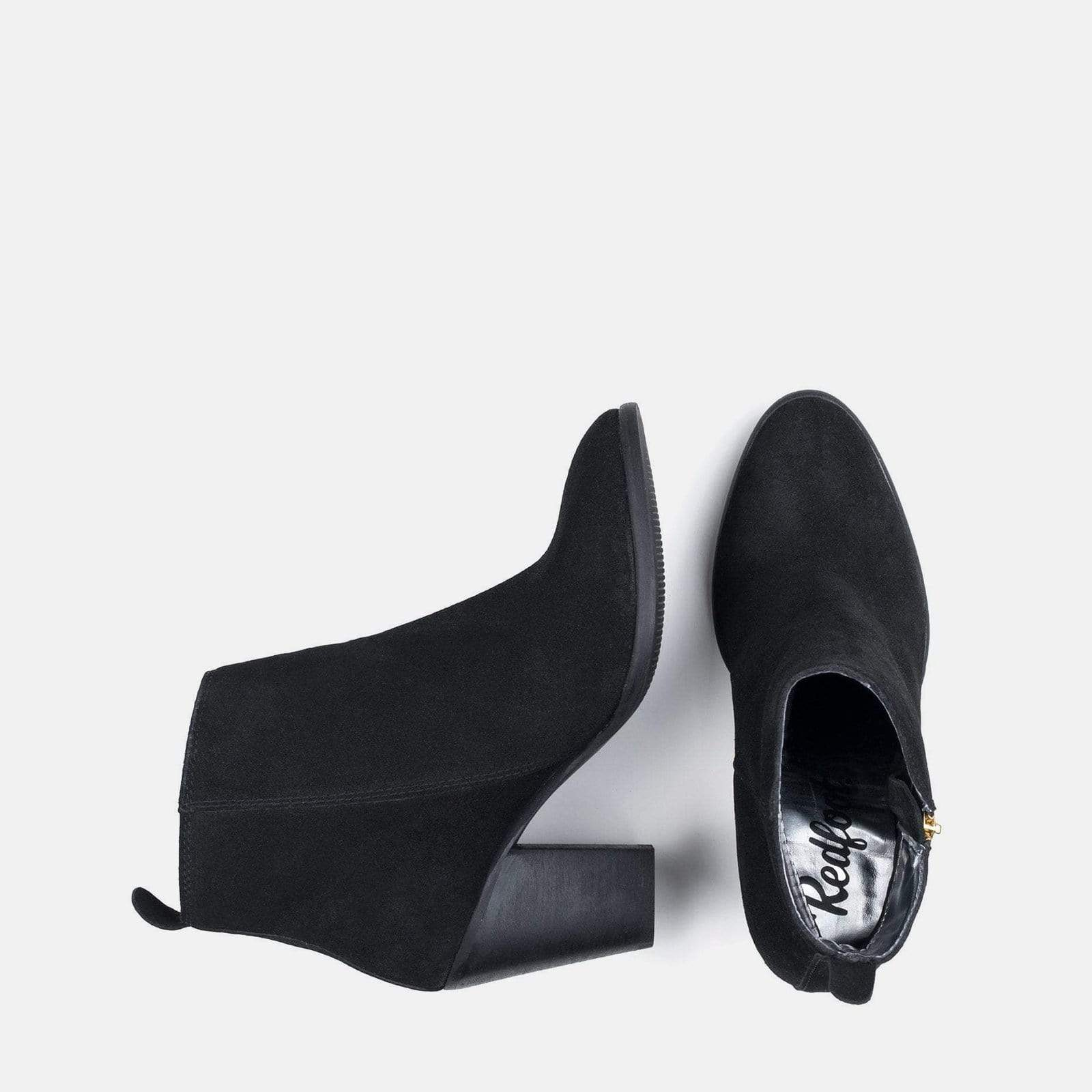 Redfoot Footwear GENEVIEVE BLACK