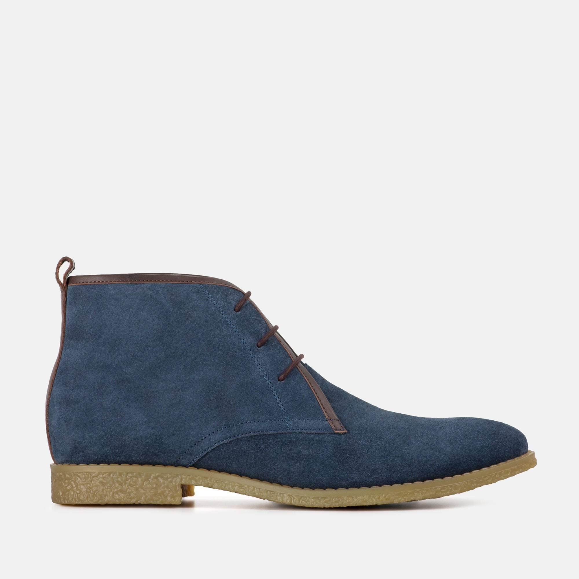 Redfoot Footwear UK 6 / EURO 39 / US 7 / Navy / Suede JACKSON NAVY