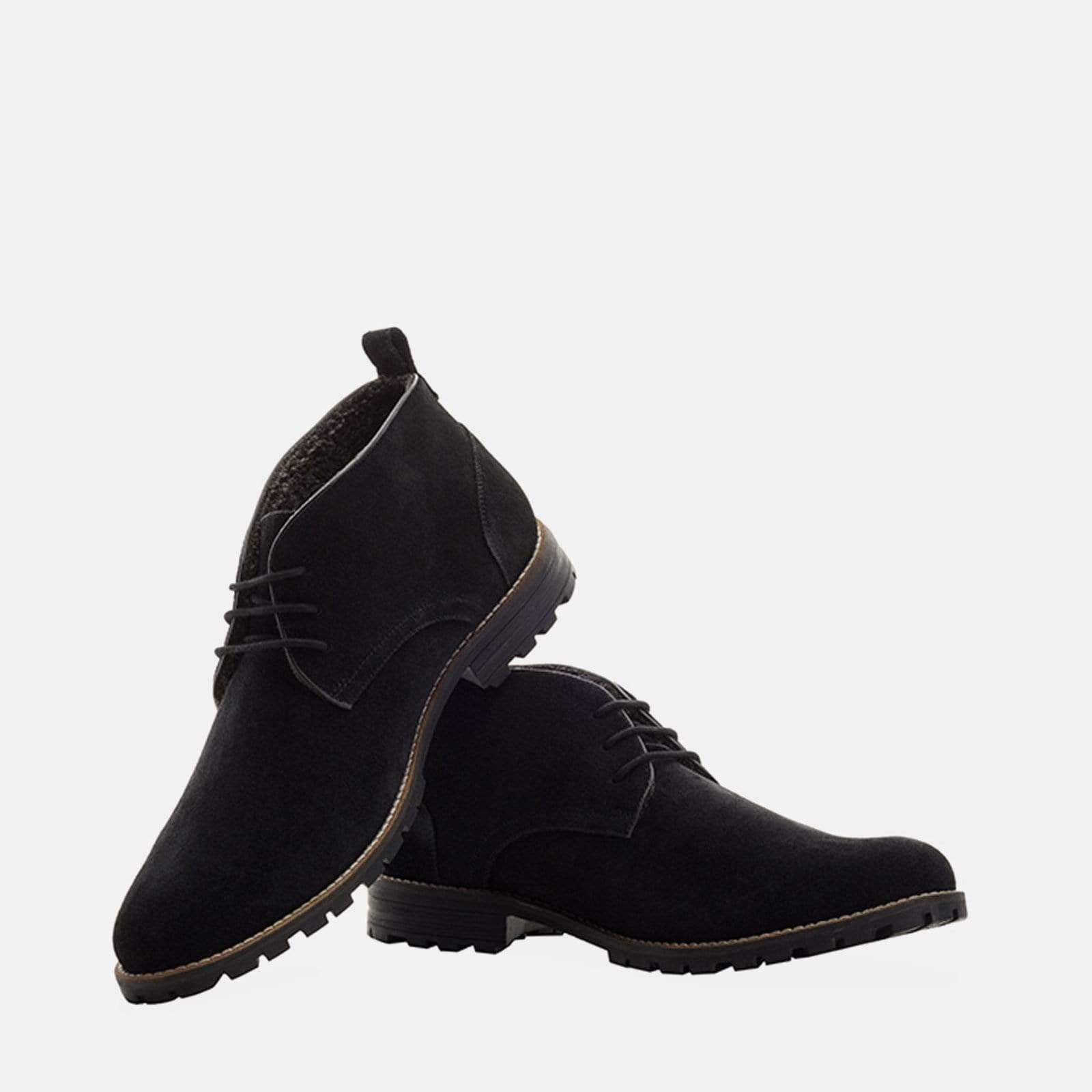 Redfoot Footwear LEDBURY BLACK