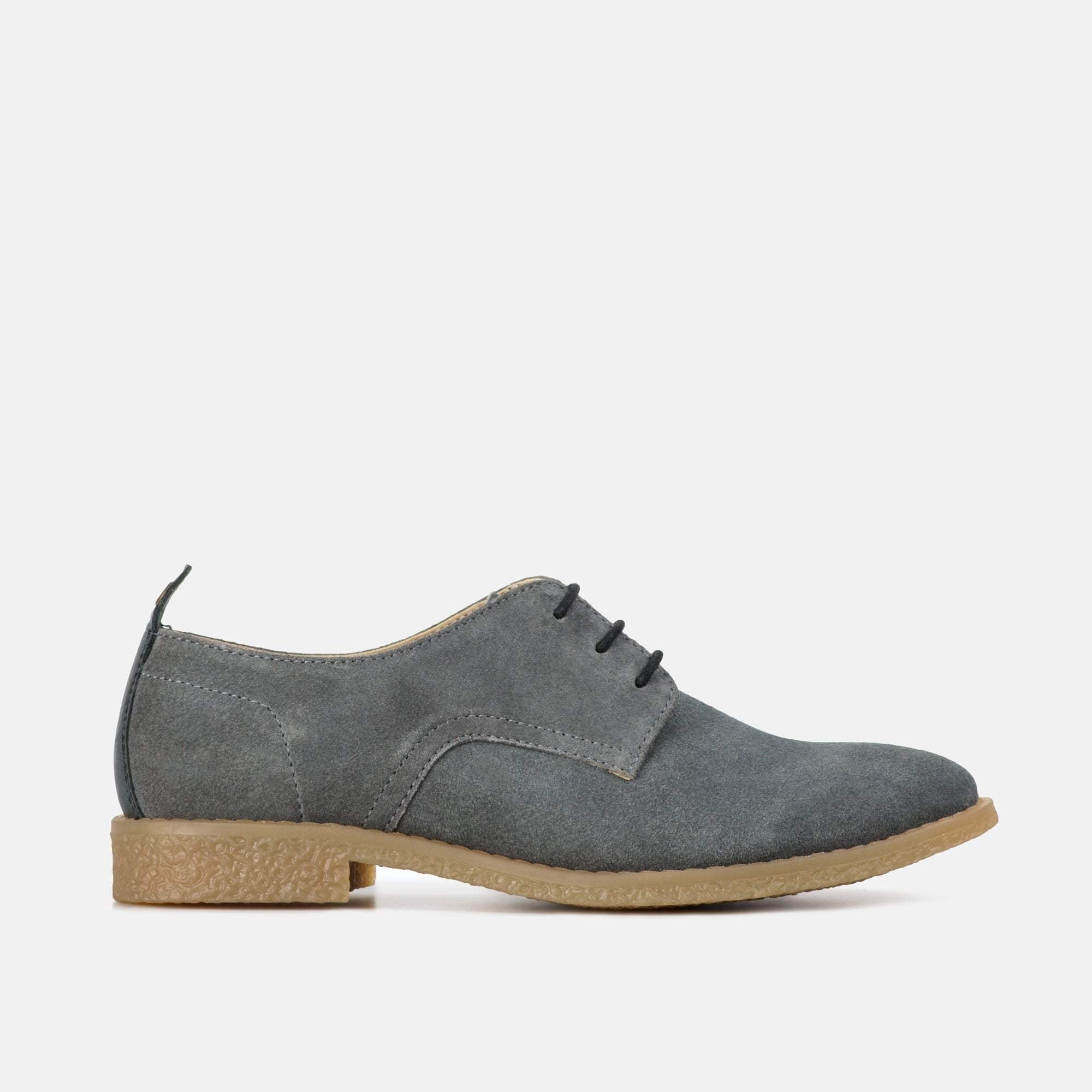 Redfoot Footwear UK 3 / EURO 36 / US 5 / Grey / Suede MIA LIGHT GREY