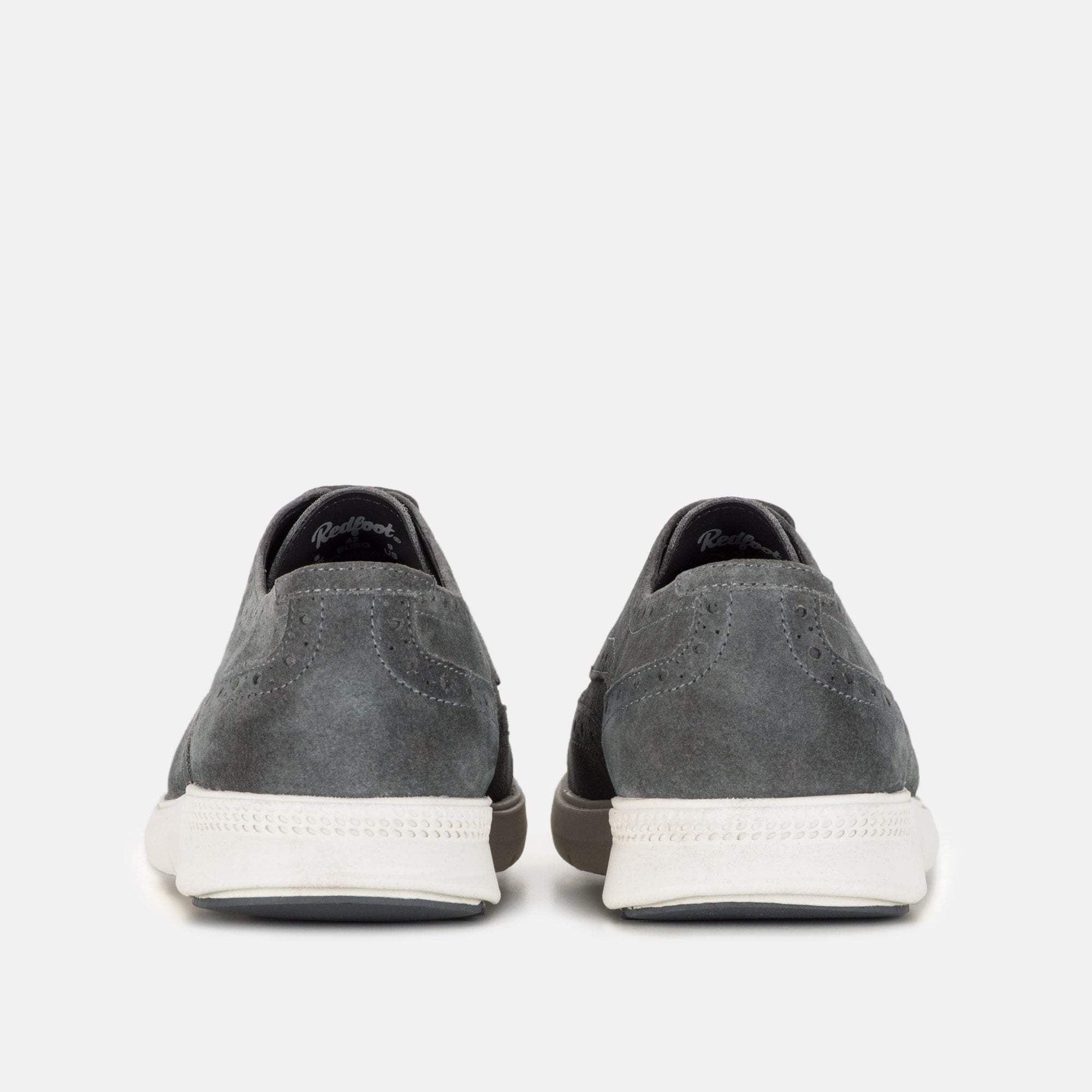 MORRISON GREY CASUAL DERBY SHOE