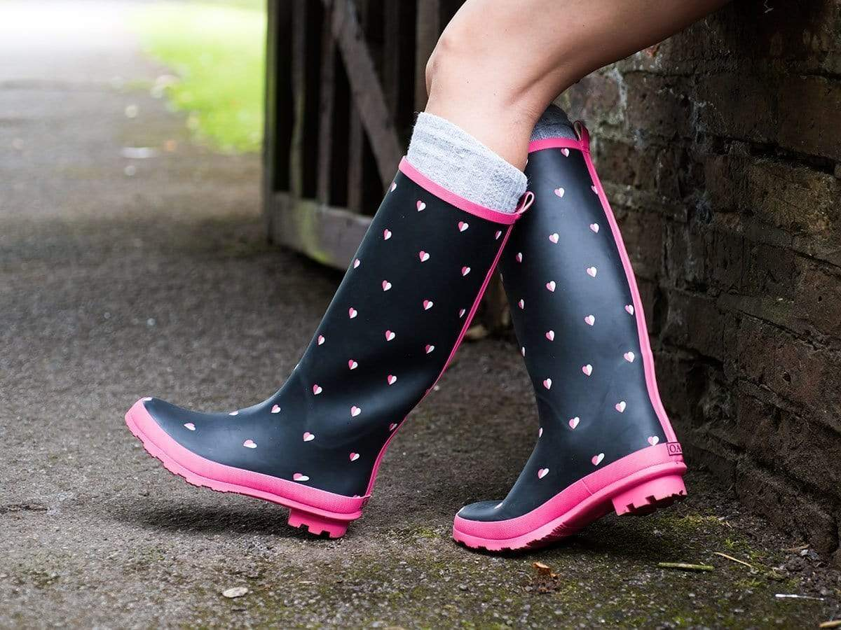 Redfoot Footwear OASIS HALF HEART WELLY