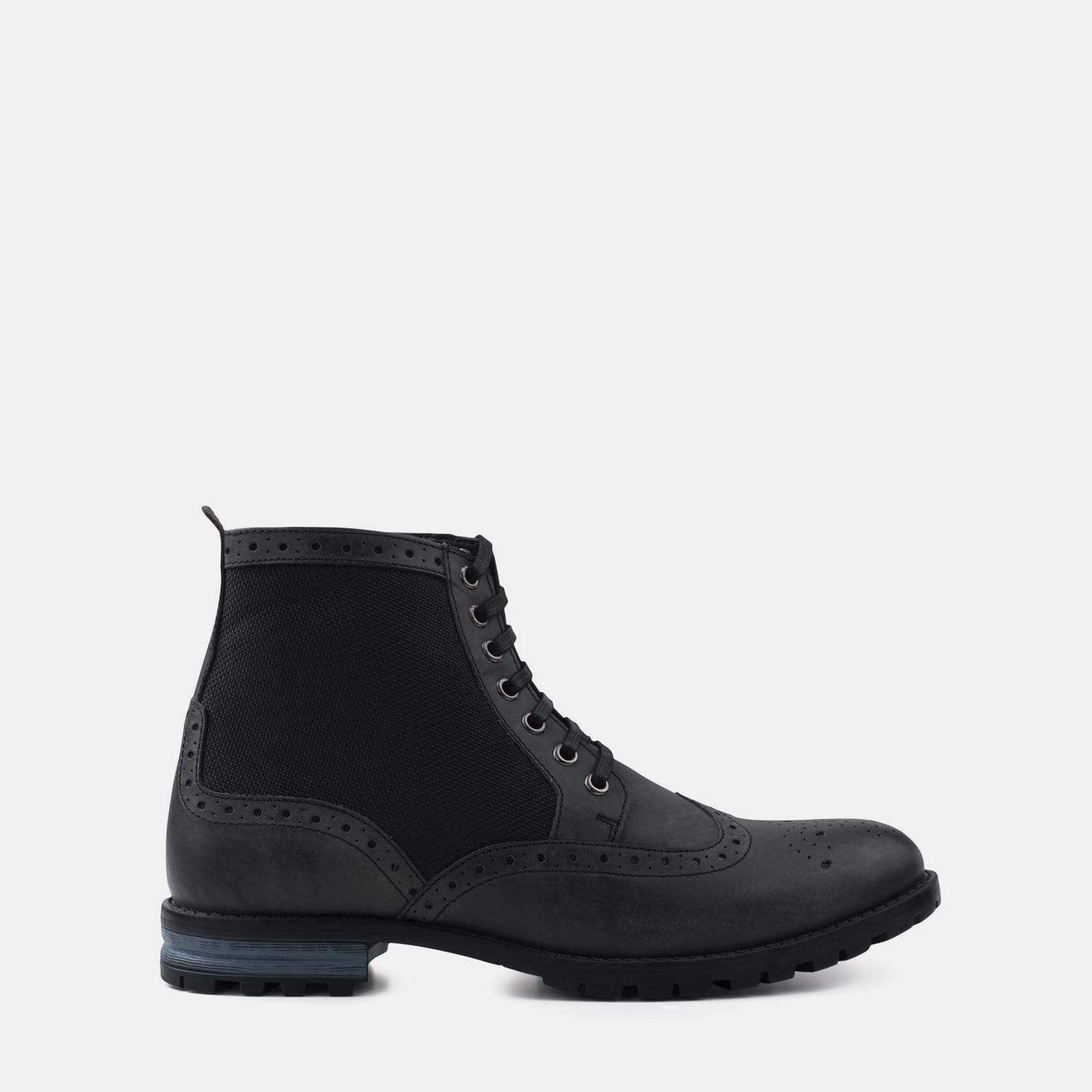 Redfoot Footwear STARK BLACK