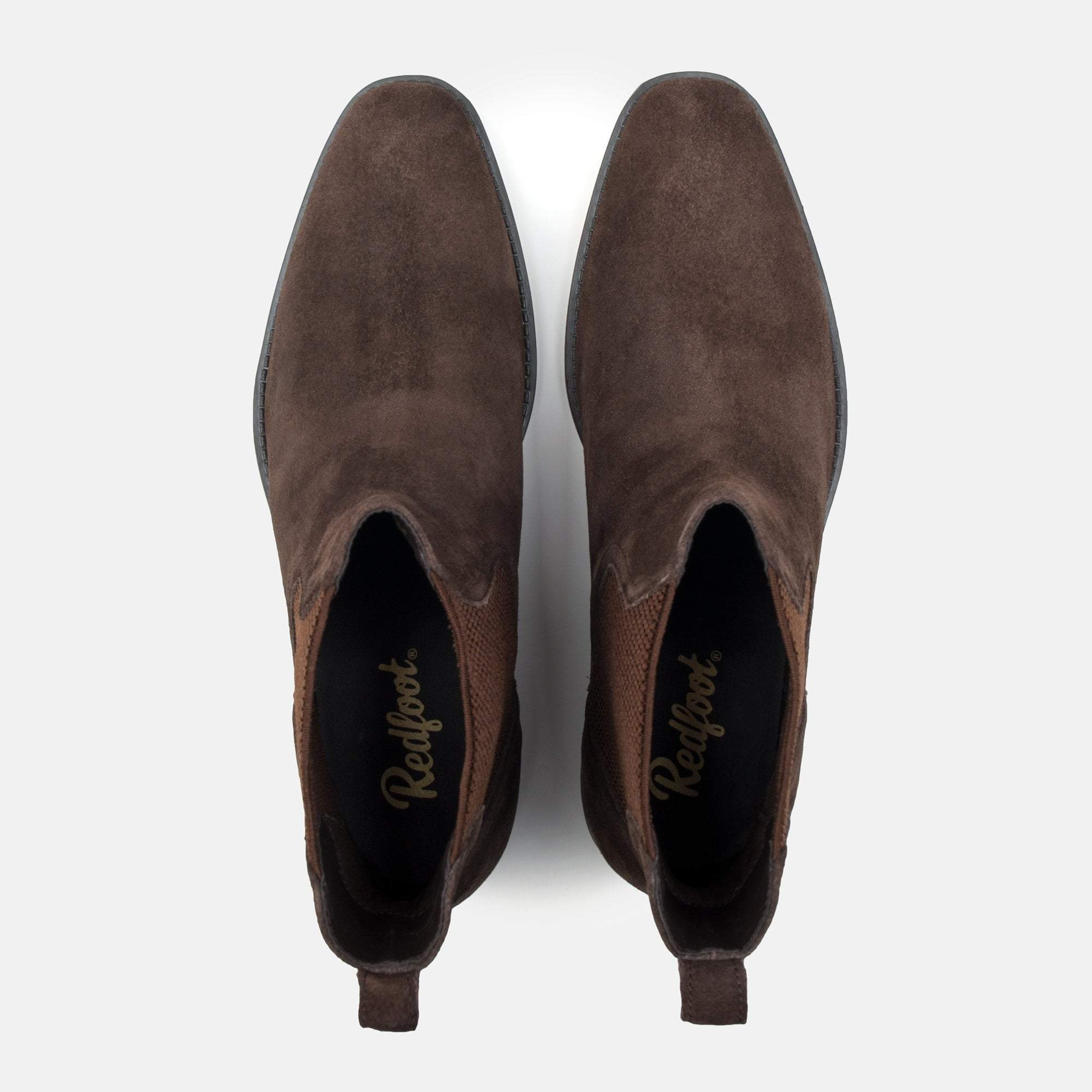 Redfoot Footwear UK 6 / EURO 39 / US 7 / Navy / Suede THOMAS BROWN