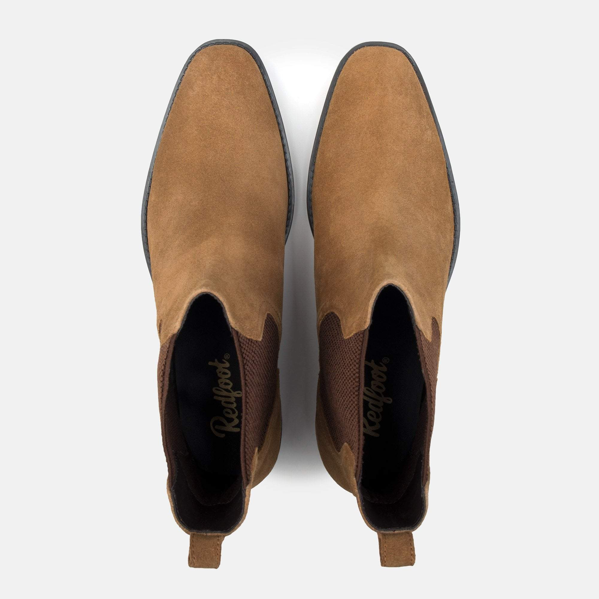 Redfoot Footwear UK 6 / EURO 39 / US 7 / Chestnut / Suede THOMAS CHESTNUT