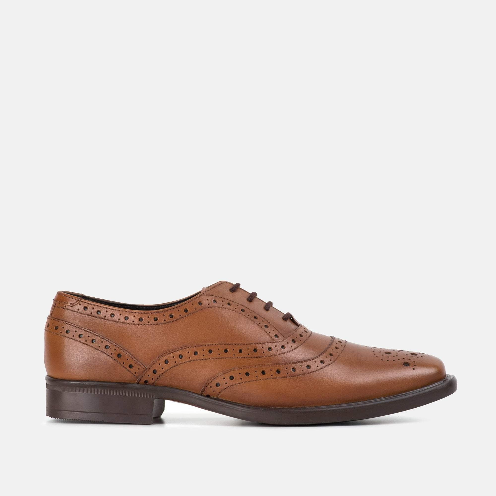 Redfoot Footwear UK 6 / EURO 39 / US 7 / Tan / Leather WILLIAM TAN