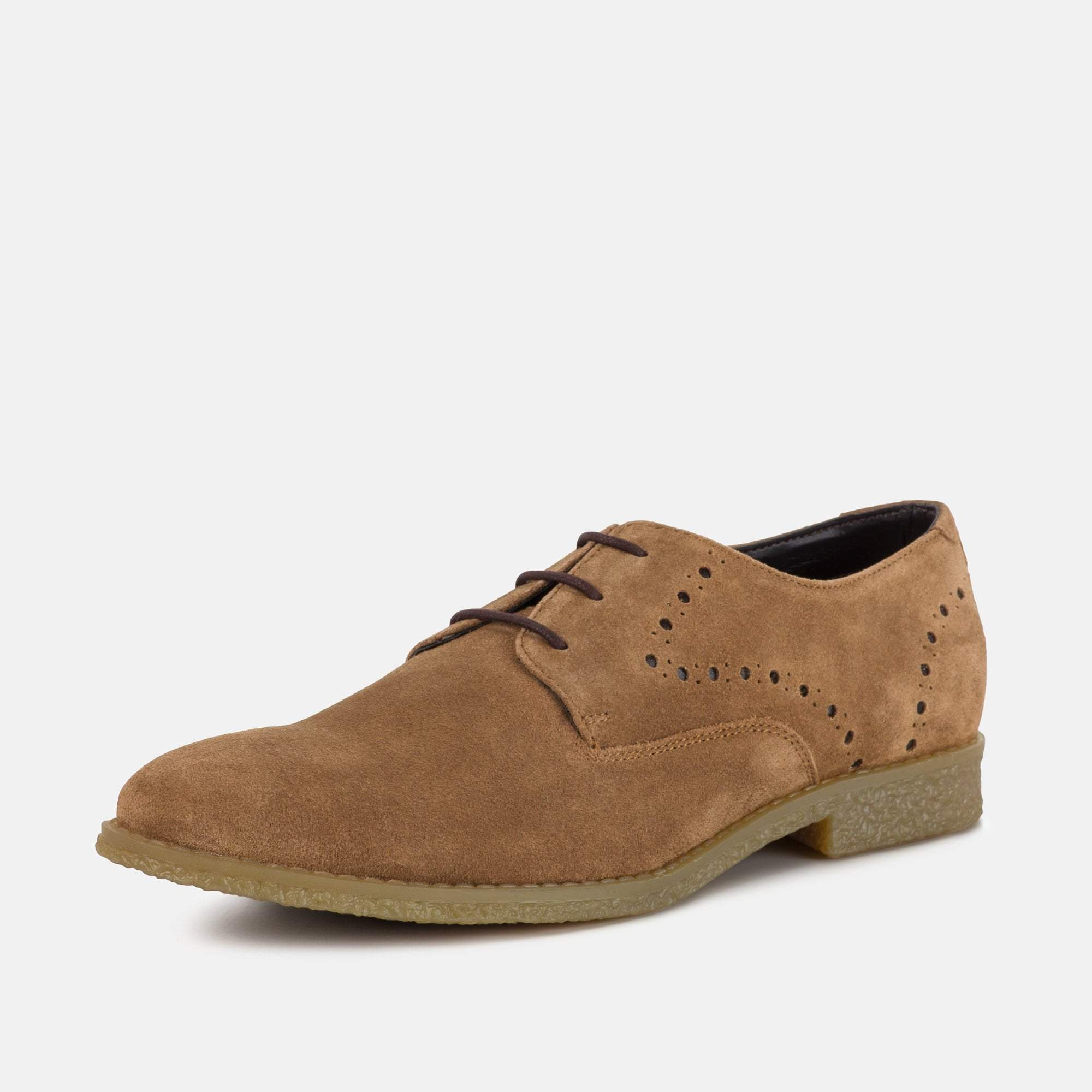Redfoot Footwear UK 6 / EURO 39 / US 7 / Chestnut / Suede WILSON CHESTNUT