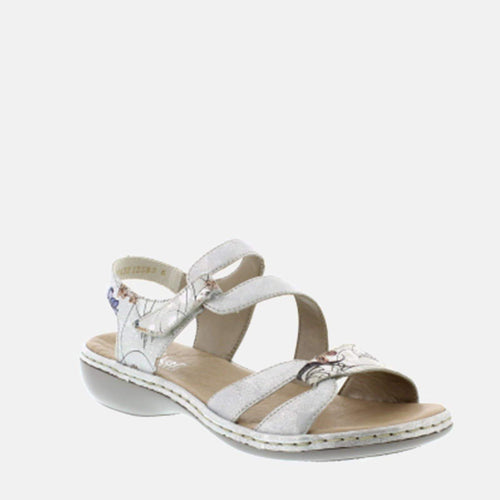 65969 82 Ice/Off White Metallic