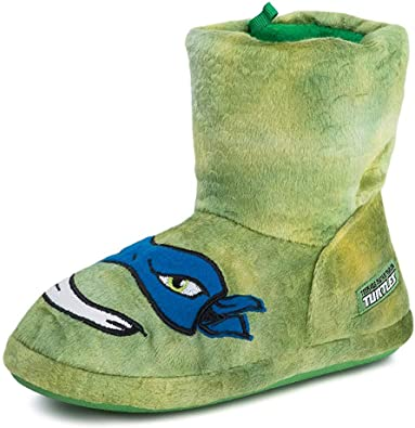 BOYS TURTLES SLIPPER BOOT