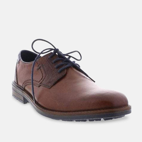Rieker��B1321-25 Brown Lace Up Shoes
