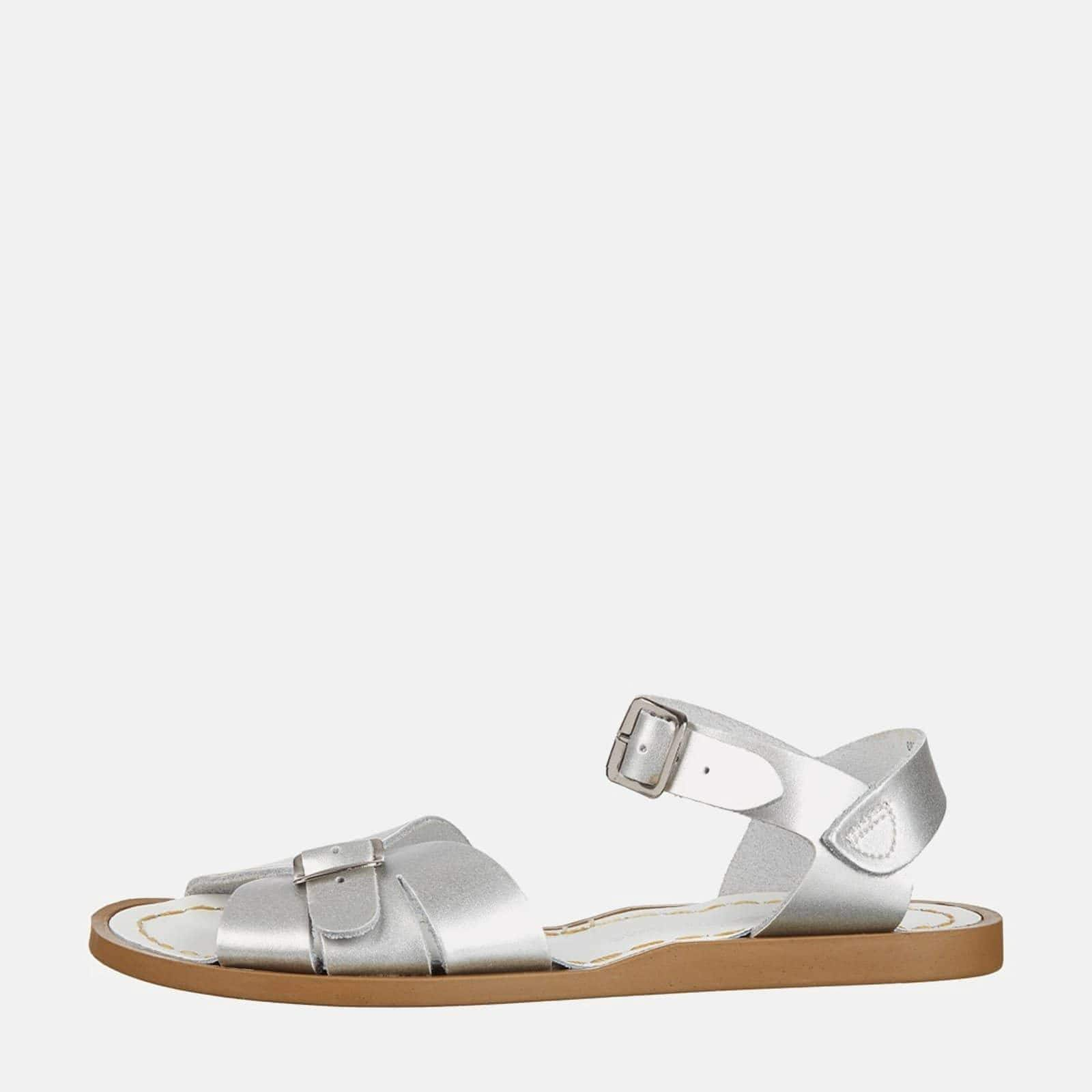 Salt-Water Footwear Salt-Water Classic Silver