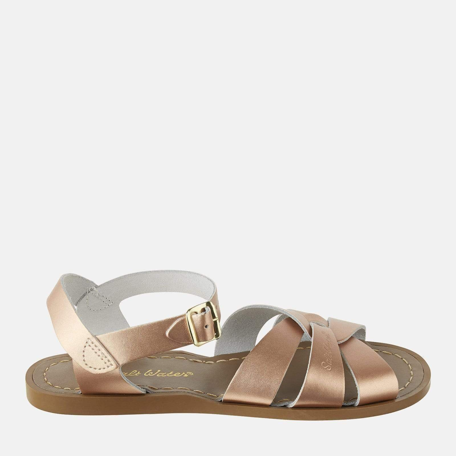 Salt-Water Footwear Salt-Water Original Rose Gold