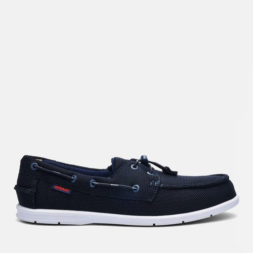 Naples Tech Blue Navy