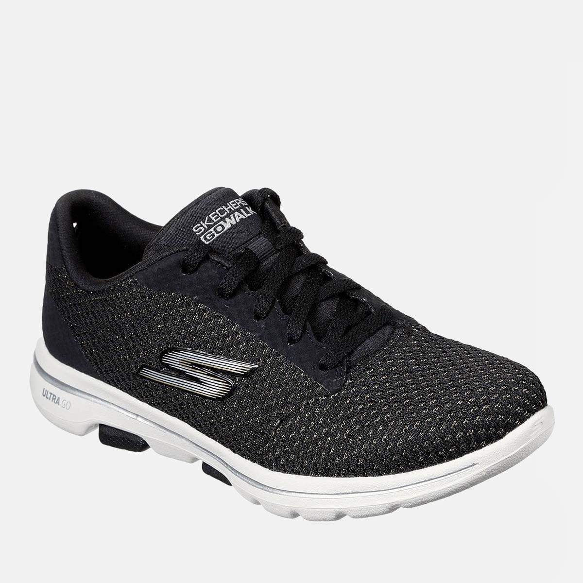 Skechers Footwear Go Walk 5 Debut 124021 Black Gold