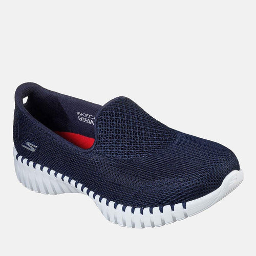 Go Walk Smart 16700 Navy White