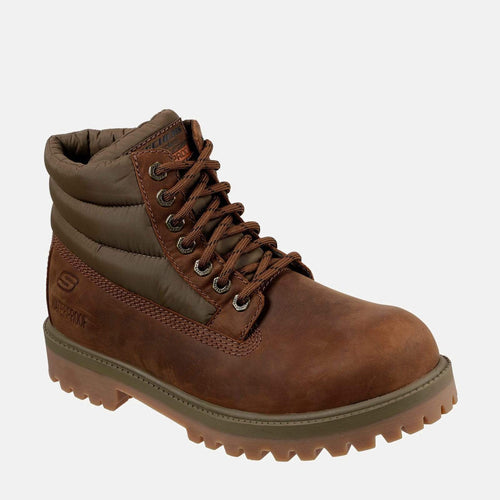 Sergeants Verno 65838 Charcoal Dark Brown