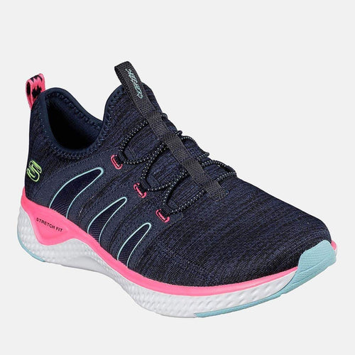 Solar Fuse Electric Pulse 13326 Navy Hot Pink