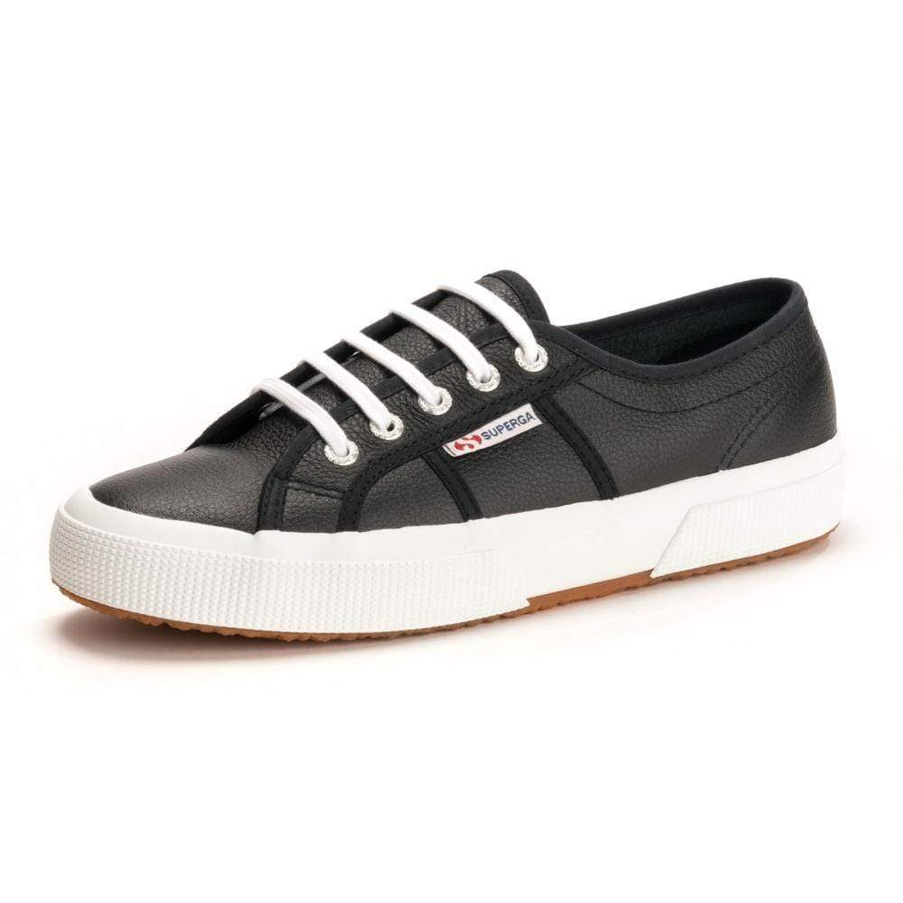 Superga Footwear 2750 Efglu U Total Black
