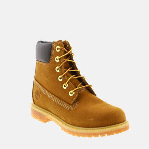 6in Premium Boot Women's C10360 Rust Nubuck