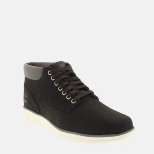 Bradstreet Chukka Leather CA146Q Black Nubuck