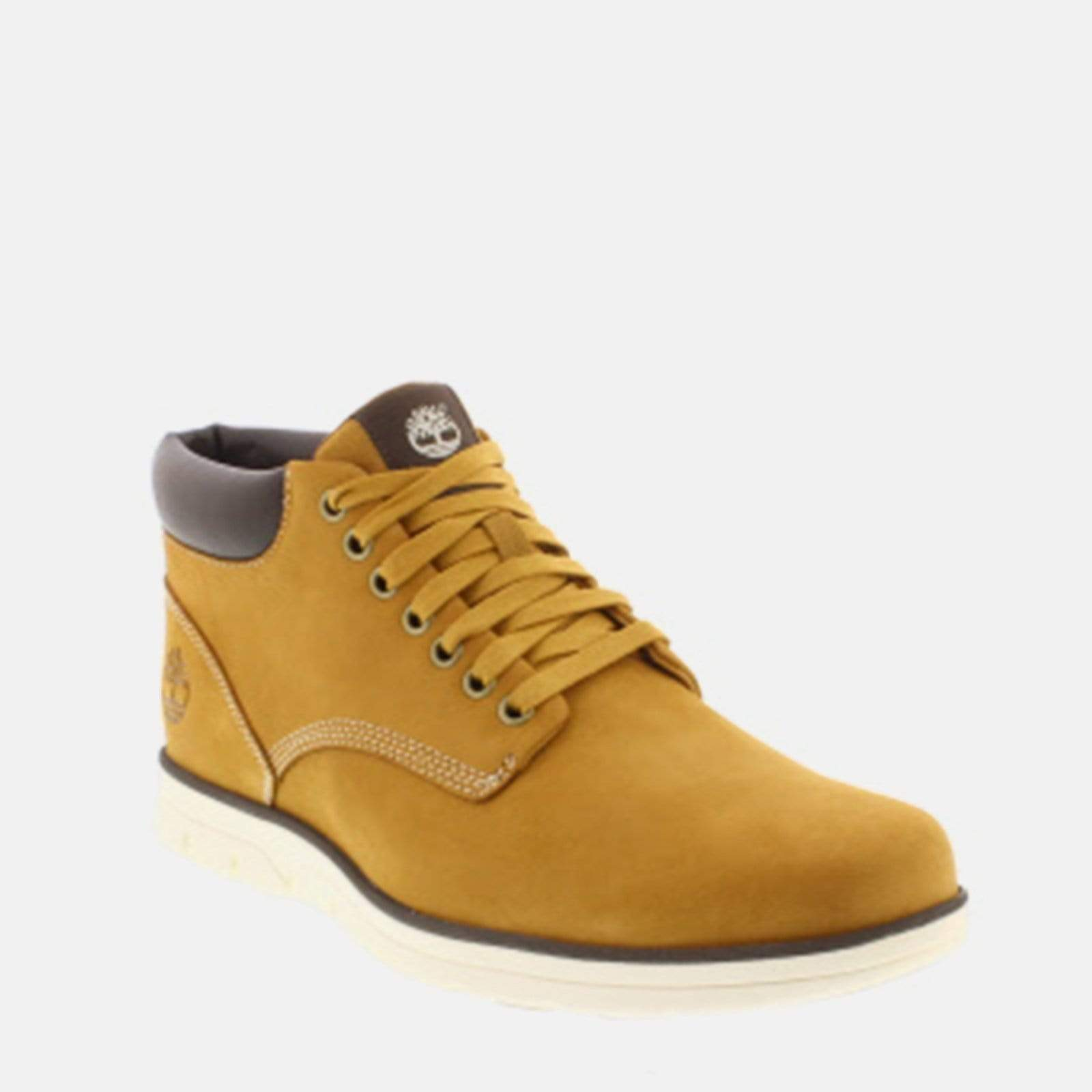 Timberland Footwear Bradstreet Chukka Leather CA1989 Wheat Nubuck
