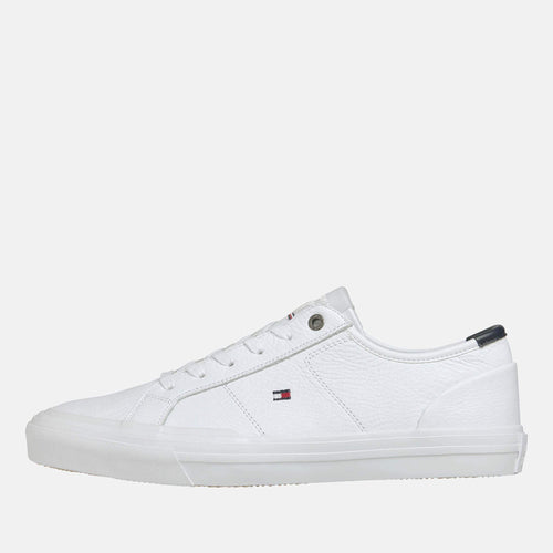Core Corporate Flag Sneaker White