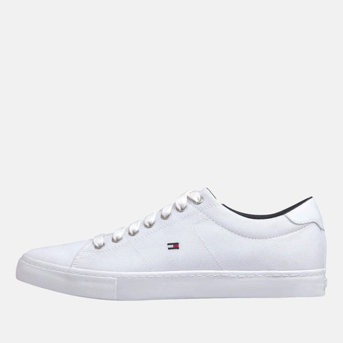 Seasonal Textile Sneaker White
