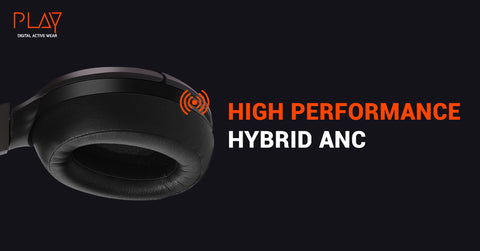 Experience better sound with PLAYGO BH70 wireless Bluetooth headphones