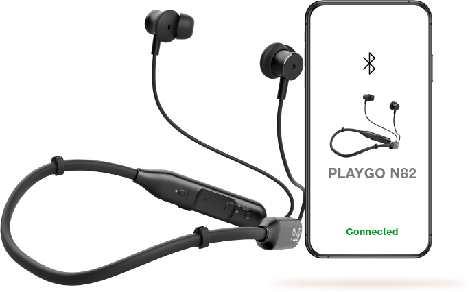 BT 5.0 -PlayGo N82 Accessories | PLAY Brand
