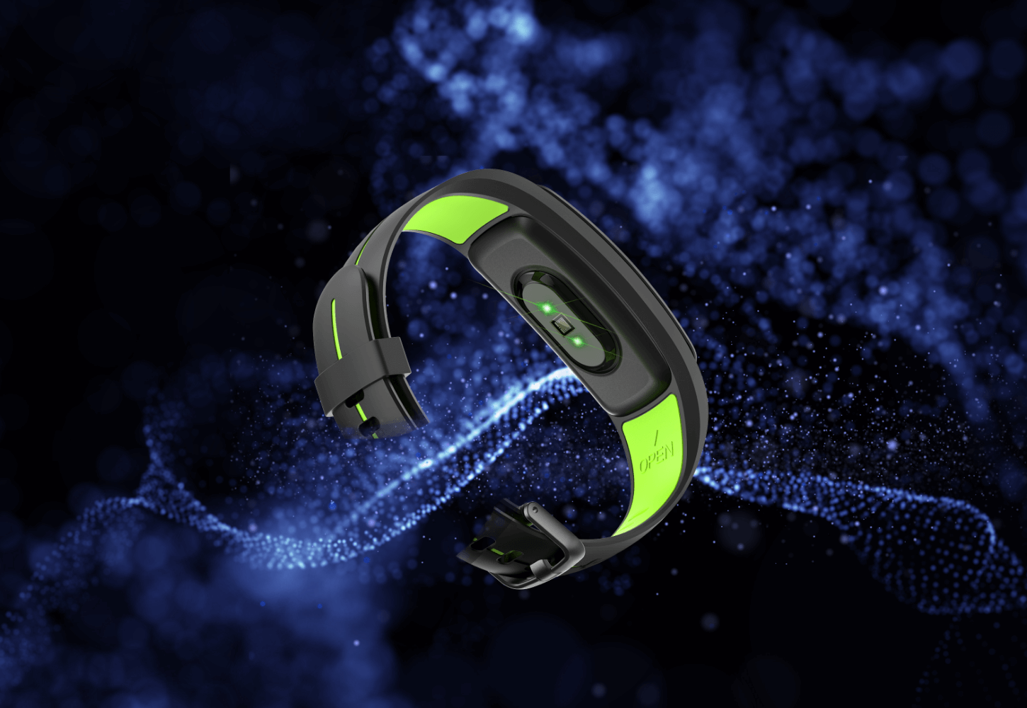 10-day Playtime Smart Band