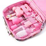 Trousse de Toilette <br> Bebe Fille Rose