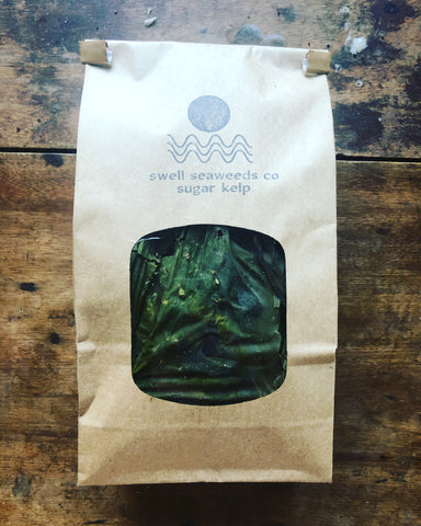 Organic Aquacultured Sugar Kelp